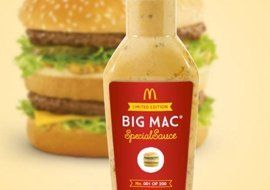 For a Short Time, You Can Buy McDonald's Special Big Mac Sauce — Food News