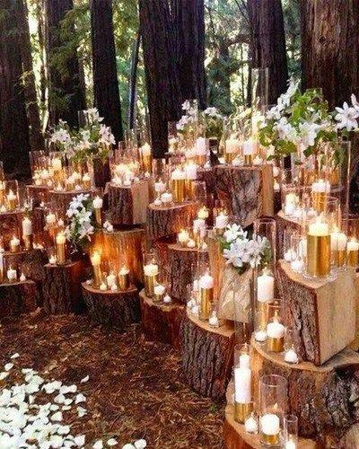Fairy Themed Wedding Decorations