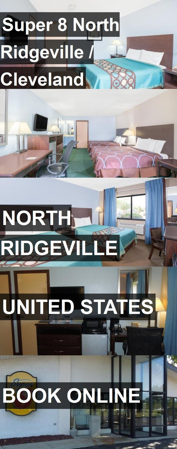 Hotel Super 8 North Ridgeville / Cleveland in North Ridgeville, United States. For more information, photos, reviews and best prices please follow the link. #UnitedStates #NorthRidgeville #Super8NorthRidgeville/Cleveland #hotel #travel #vacation