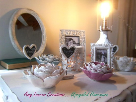 Amy /lauren Creations _Upcycled Homeware