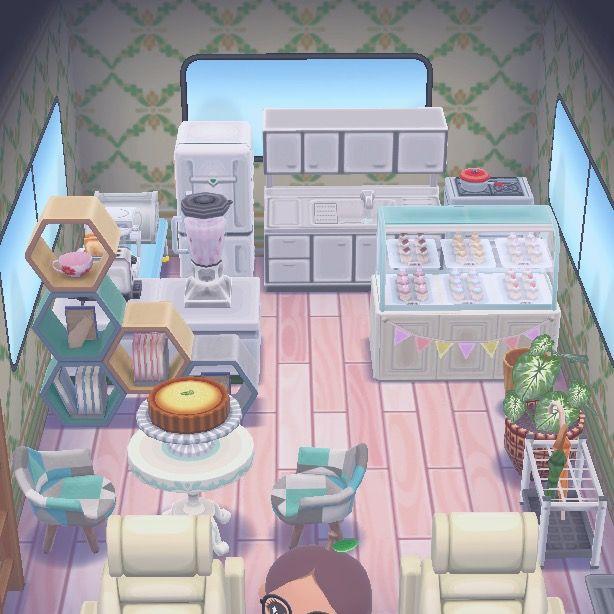 Animal Crossing Pocket Camp Interior Caravan Game App Animal