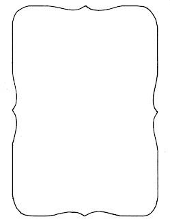get free printable frame templates from designsprinkleideasblogspotcom