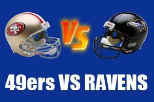 San Francisco 49ers vs Baltimore Ravens Live NFL Streaming