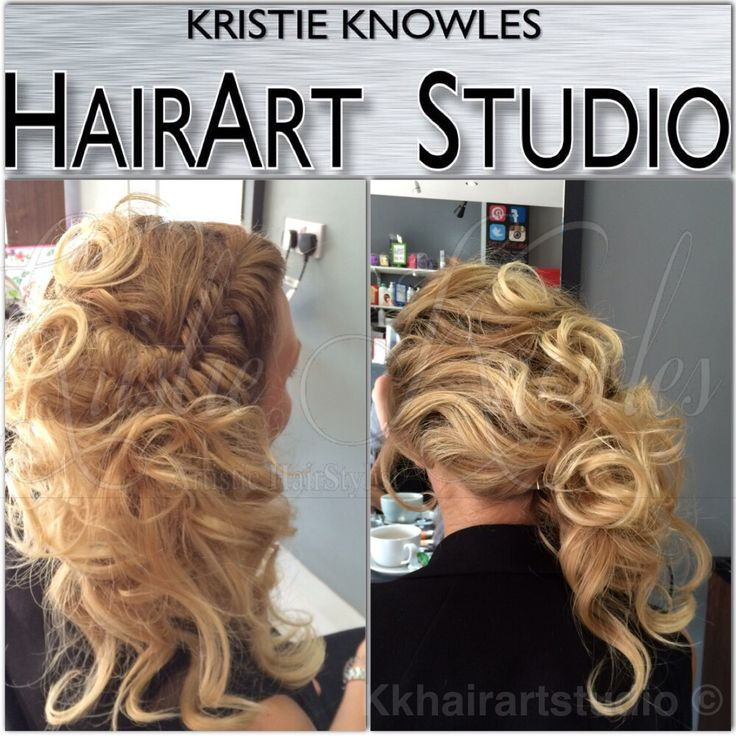 Wedding season is upon us and we love it!! Price list  https://m.facebook.com/KristieKnowleshair/albums/821577754562285/  Inbox, call or text 07773640116 to book ❤️ #KristieKnowles #HairArtStudio #Hull #HairArt #HairPorn #HairGoals #HairMagic #HappyClient #Hairgasm #WeddingHair #WeddingGuest #PinUp #PrettyPutUp #InstaGlam #NoFilter #LoveThis