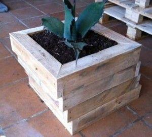 Des idées originales faites avec des palettes en bois 1