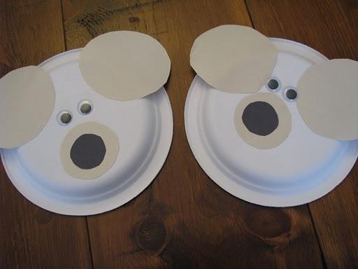 The 35 Best Images About Polar Bear On Pinterest · Polar Bear Paper Plate Craft | craftingcherubsblog & Wonderful Polar Bear Paper Plate Craft Gallery - Best Image Engine ...