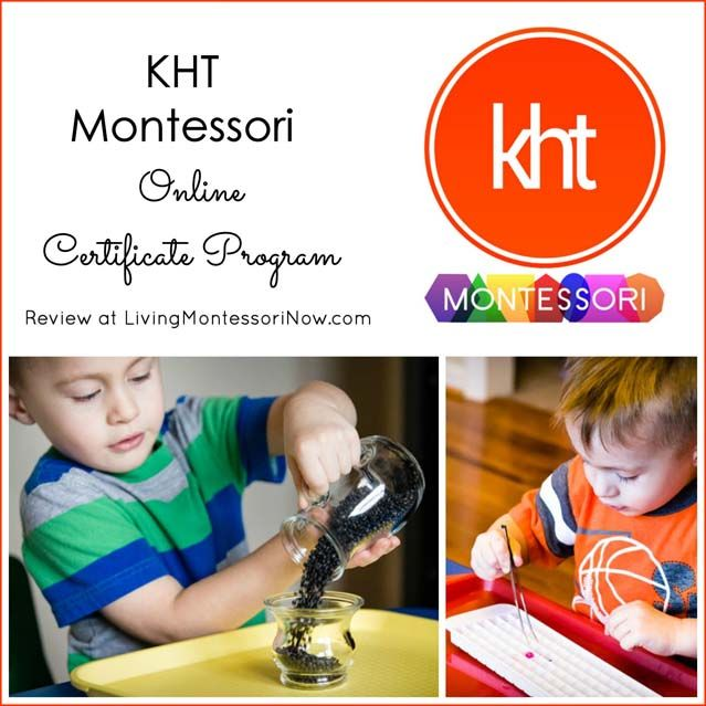 Review of KHT Montessori Online Certificate Program