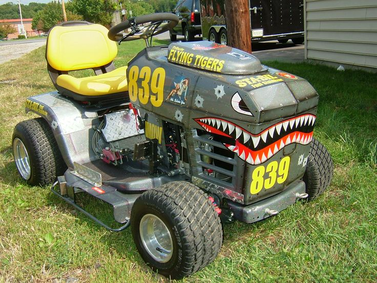 24 Best Lawn Mower Racing Images On Pinterest