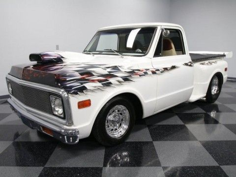 1971 Chevrolet C10 custom pickup for sale