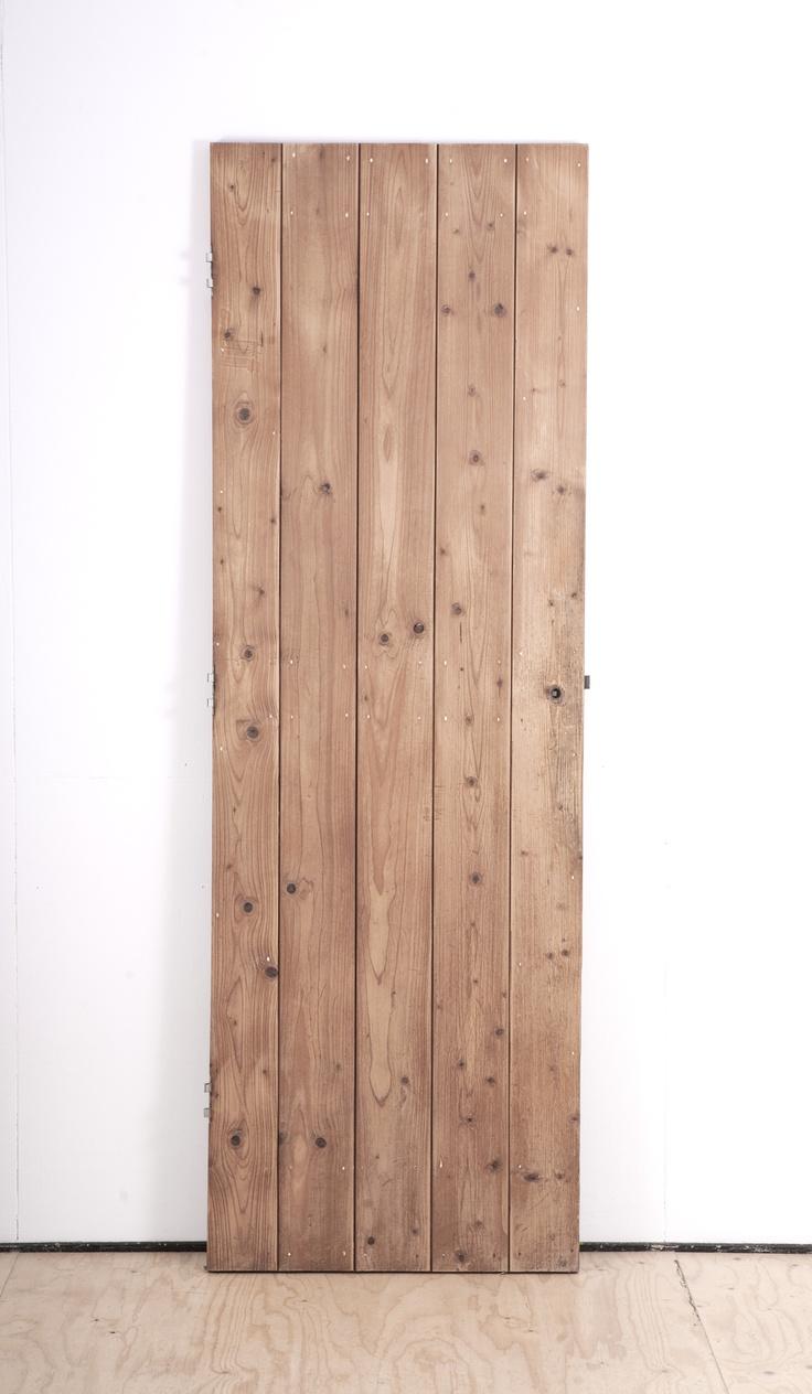 houten deuren op maat en uit voorraad leverbaar    www.oudebouwmaterialen.nl