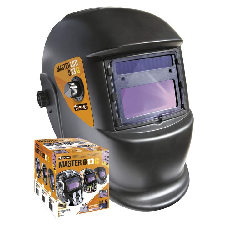 GYS Lashelm LCD MASTER 9/13G