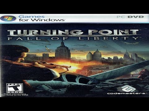 Turning Point Fall of Liberty Windows Vista Gameplay (Codemasters 2008) (HD) - YouTube