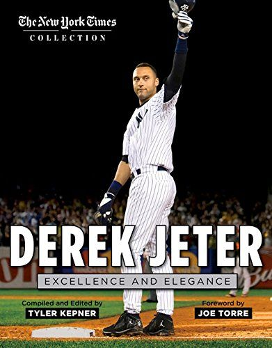 #book  Derek Jeter Excellence and Elegance The New York Times Collection  #books