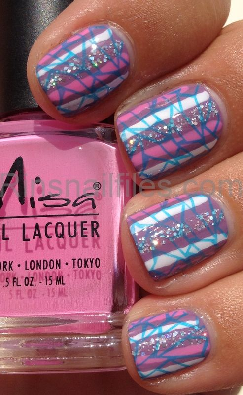 Interesting Nail Art Designs For Fall: 3386 Best Images About Cool Nail Designs On Pinterest