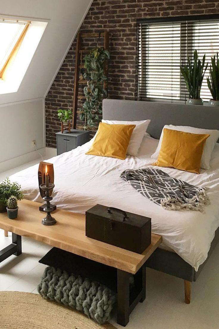 20 Bedroom Designs for a NATURE LOVER   Elcune   Budget home ...