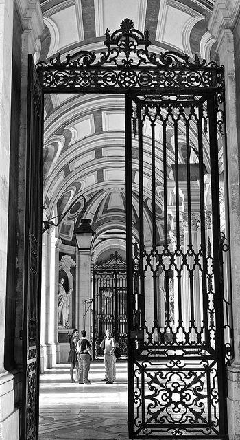 Mafra Convent #Portugal