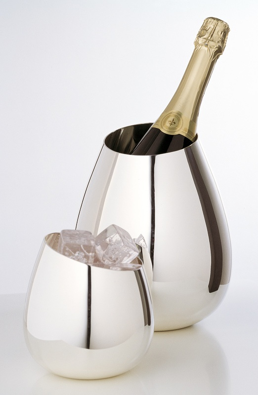 """""""Attraction"""" Champagne cooler and ice bucket. Perfect pressie after a tats win!"""