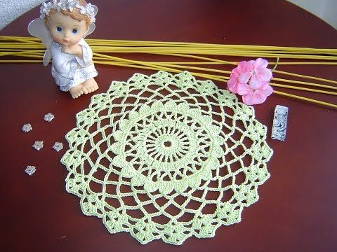 Como Aprender a tejer tapete Fácil, a crochet paso a paso DIY, My Crafts and DIY Projects