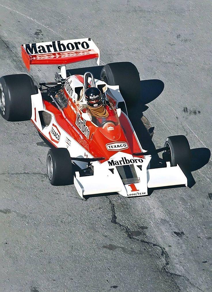 1976 James Hunt; Mc Laren M23 Ford