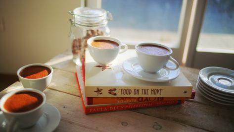 Kávés-csokis krémdesszert