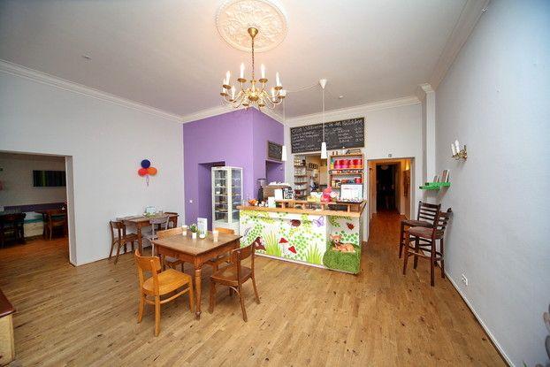 Spielräume | Knilchbar - Das Kindercafé in Berlin Friedrichshain - Knilchbar - Das Kindercafé in Berlin Friedrichshain