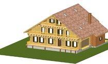 Case din busteni | Case de lemn | Case timberframe | Case beam and post | Constructor case lemn