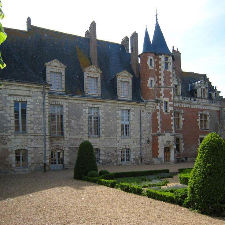 Château de Luynes ~ Luynes ~ Indre-et-Loire ~ Centre ~!France