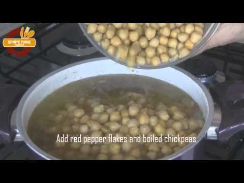 Chickpea with Lamb