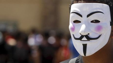Lost funds fuel row over Anonymous news feed