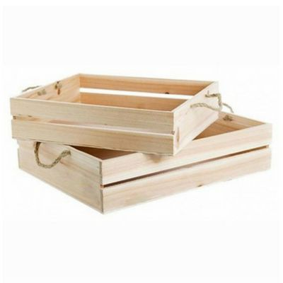 Add to your list of wedding ideas Natural Wooden Cr... Check it out! http://weddingforyou.co.nz/products/natural-wooden-crate?utm_campaign=social_autopilot&utm_source=pin&utm_medium=pin
