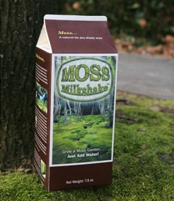 Moss Milkshake For Moss Yards