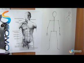 Cómo dibujar una figura de la imaginación y de memoria - Parte 1- Arte Divierte. - YouTube