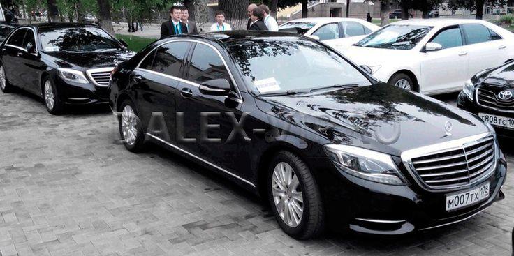 Аренда представительского автомобиля Mercedes