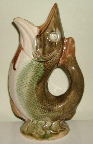 Fish guggle jug