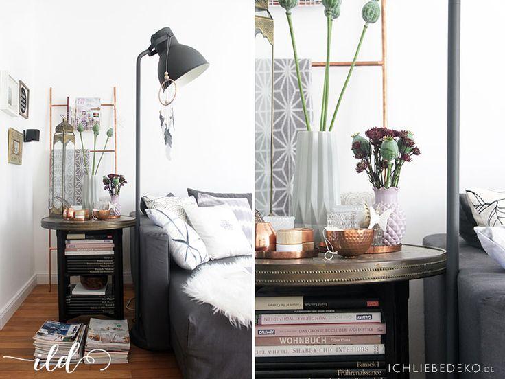 22 best Wohnzimmer images on Pinterest Boho looks, Deko and - wohnzimmer deko diy