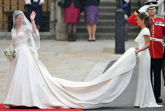 Kate Middleton picked a breathtaking Alexander McQueen gown for her royal wedding dress. Kate, who is now Princess Catherine — or Catherine, Duchess of Cambridge.