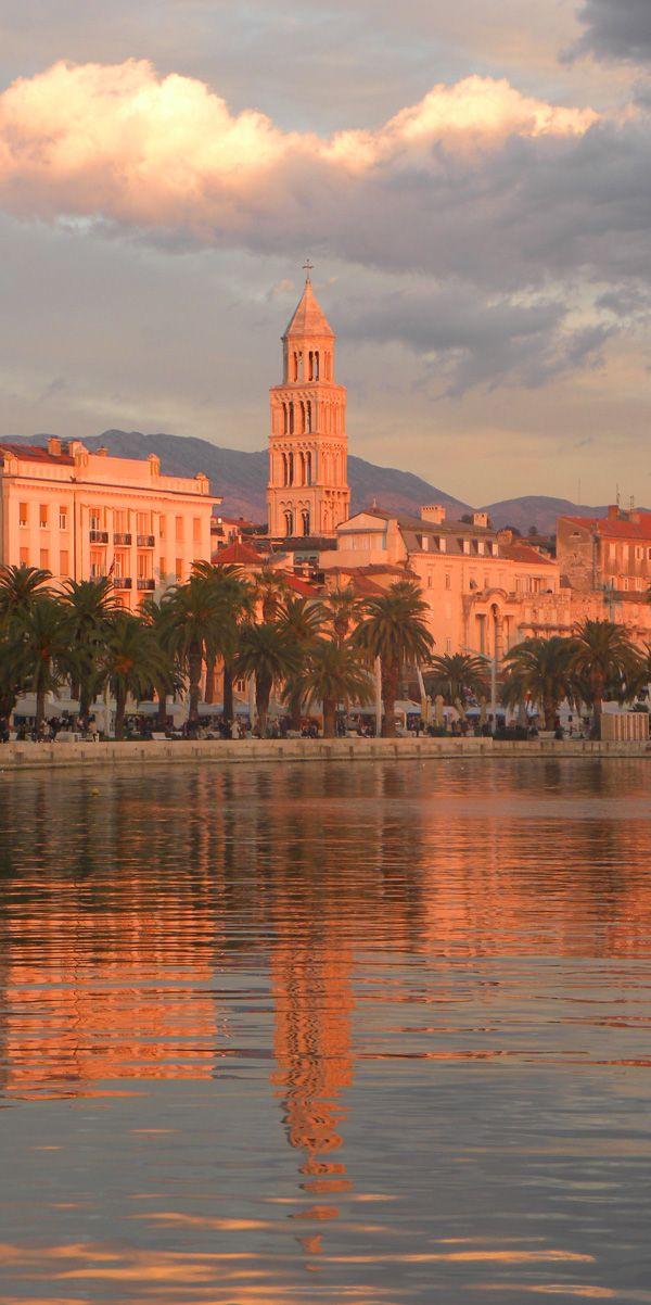 Beautiful Split, Croatia http://bbqboy.net/reasons-love-split-perfect-base-extended-stay-croatia/ #split #croatia