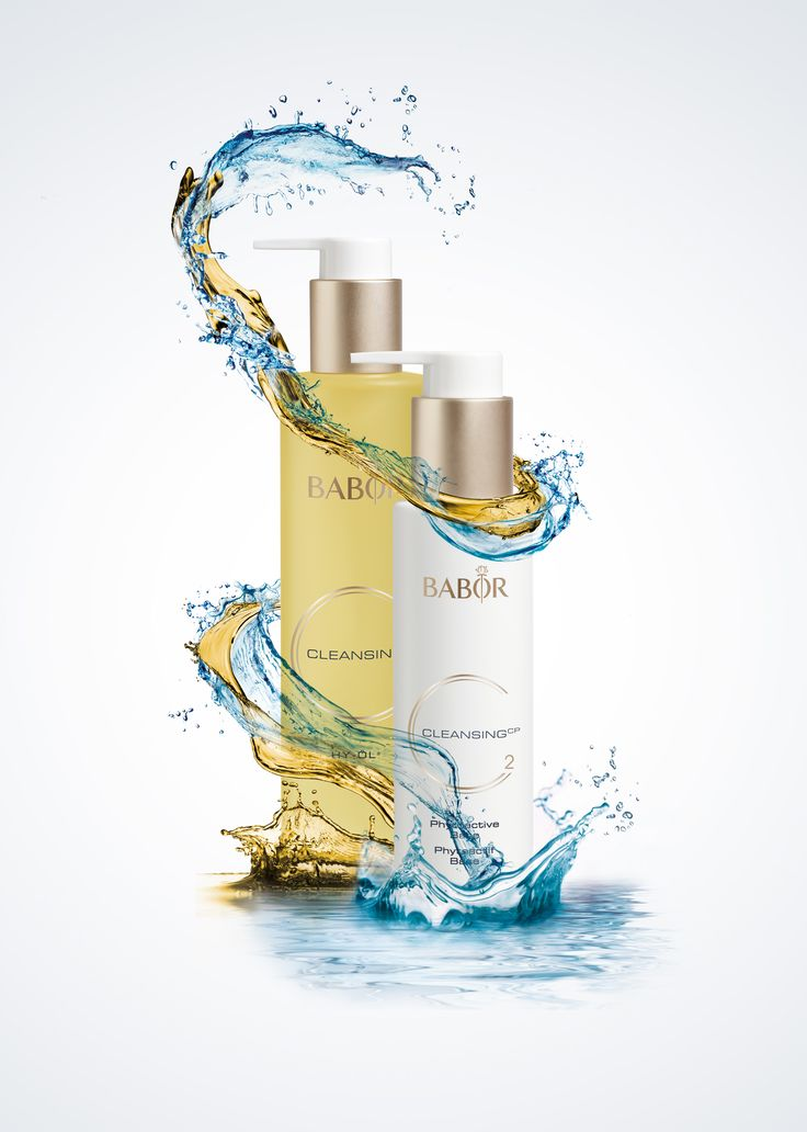 Babor's unique bi-phase method with HY-OL and phytoactive for incomparably fresh skin