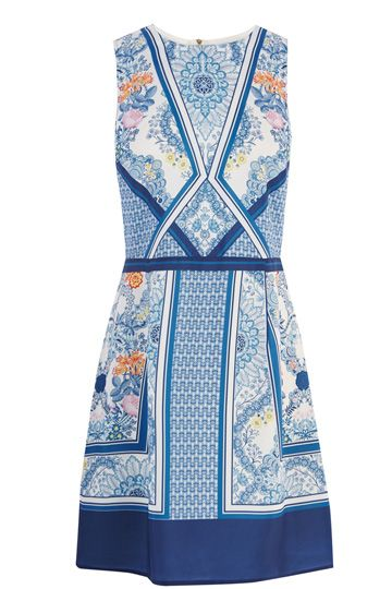 V&A Spitalfields Shift Dress Oasis