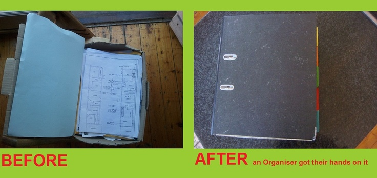 looking after a clients renovation file (and renovation) after they moved overseas.
