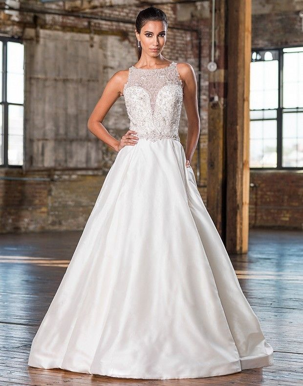 40 besten Justin Alexander Wedding Dresses Bilder auf Pinterest ...
