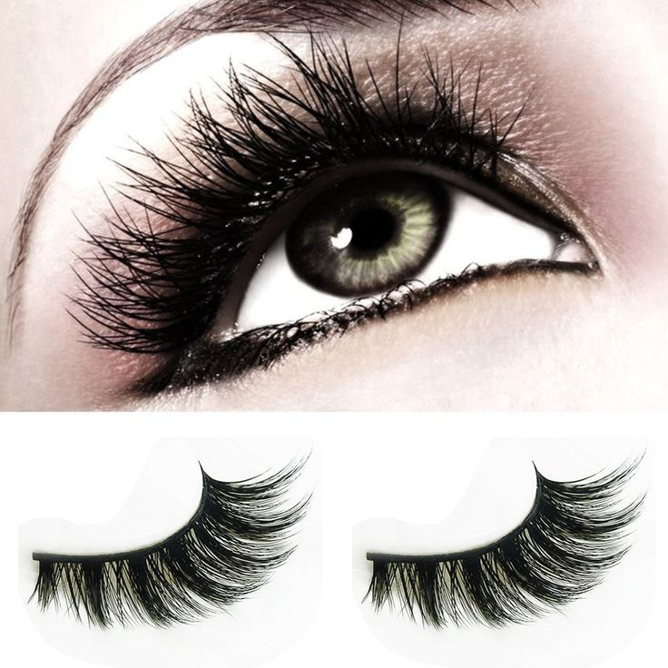 3D Mink Fur Fake Eyelashes- Makeup Natural Fake Thick Black Eye Lashes Icycheer Soft Fake Lash Hand-made AsaVea (1OZ). Top Quality Voluminous False Lashes (3 Pairs) - These intricately-made false lashes blend together with your own lashes to create a naturally bold and glamorous look. The 3D effect and fullness of these lashes will beautifully enhance your eyes. Reusable & Durable - Made of strong yet natural-looking synthetic fibers, the lashes are reusable up to 15 wears with proper…