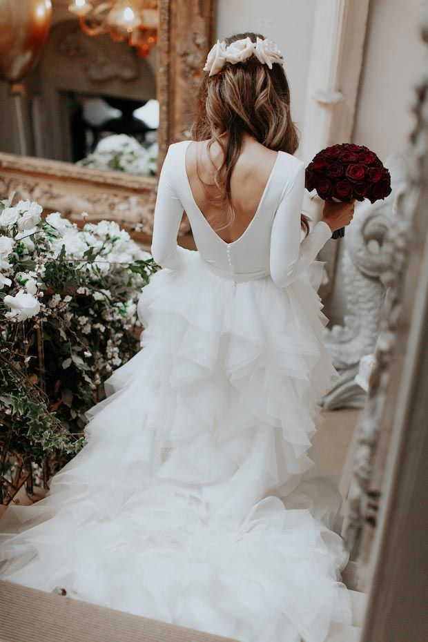 How Do You In Your Wedding Dress Planning And Weddings