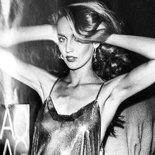 Jerry Hall Studio 54
