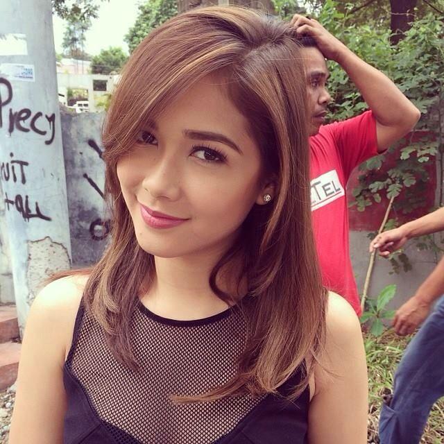 Haircut for filipina women
