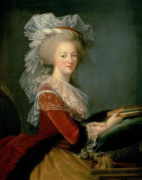 Marie-Antoinette, reine de France et de Navarre - Licence : domaine public