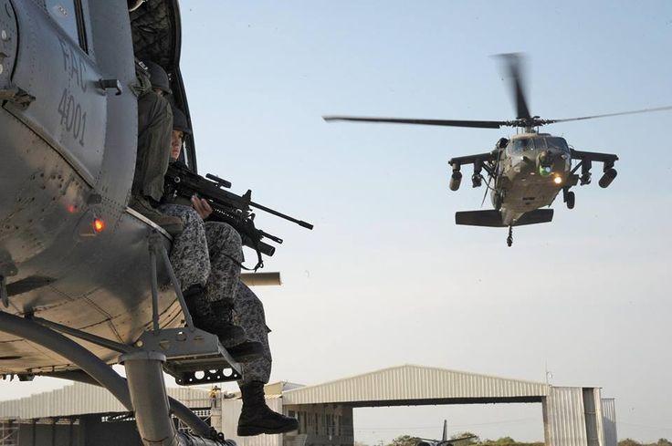 Helicópteros artillados y de asalto de la Fuerza Aérea de Colombia - Página 101 - América Militar