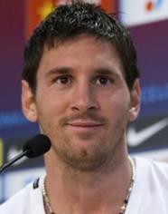 Lionel Messi | Datos generales y calificaciones. 25.10.12.