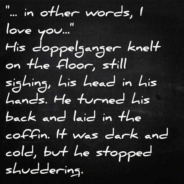 28 - CHAPTER 4 - FLY ME TO THE MOON - #wordgasm #wordporn #wordsmith #writersofig #writersofinstagram #spilledink #noir #thriller #horror #story #novel #book #tale #sinatra #books #twinact #franksinatra #typography #typewriter #writer #storyteller #words #writeup #beyondwords #wordart #wordstagram #writing #iwrite #ilovetowrite #spokenword