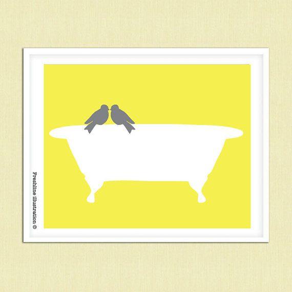 Bright Yellow Bathroom Colors: Best 25+ Yellow Bathroom Decor Ideas On Pinterest